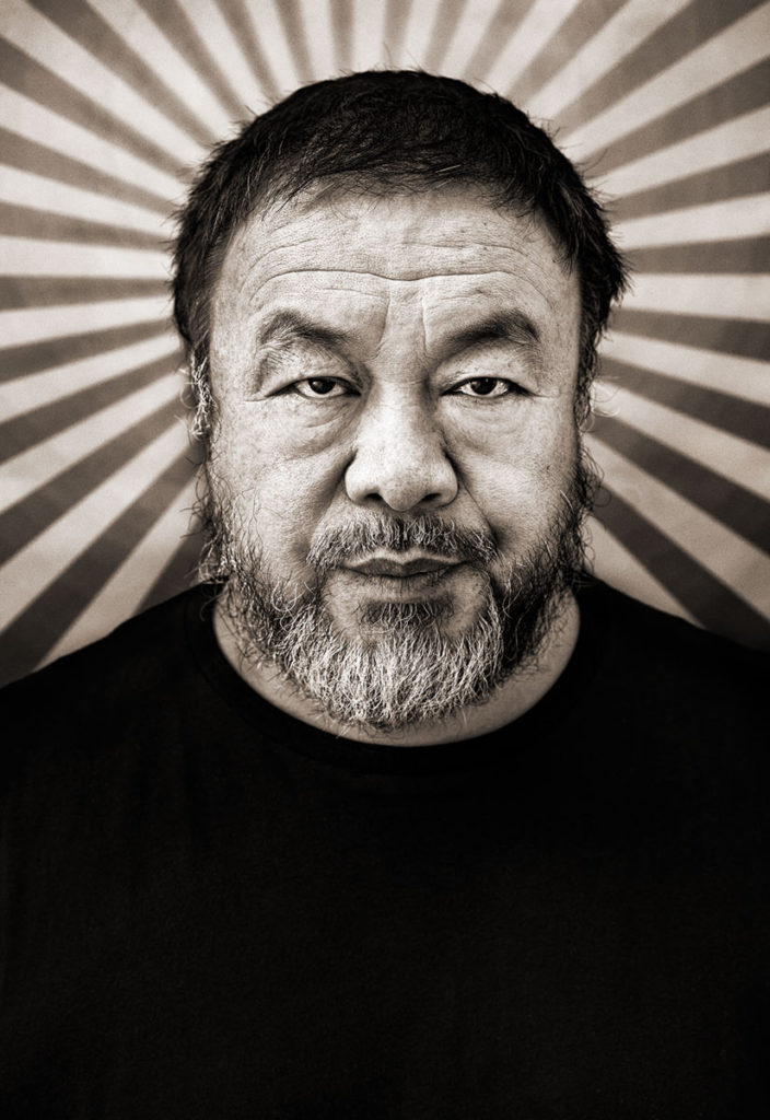Ai Weiwei Photographer Albert Wiking