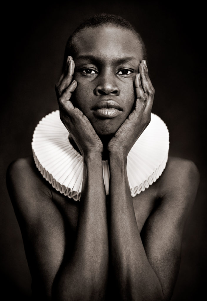Alek Wek - Photographer Albert Wiking
