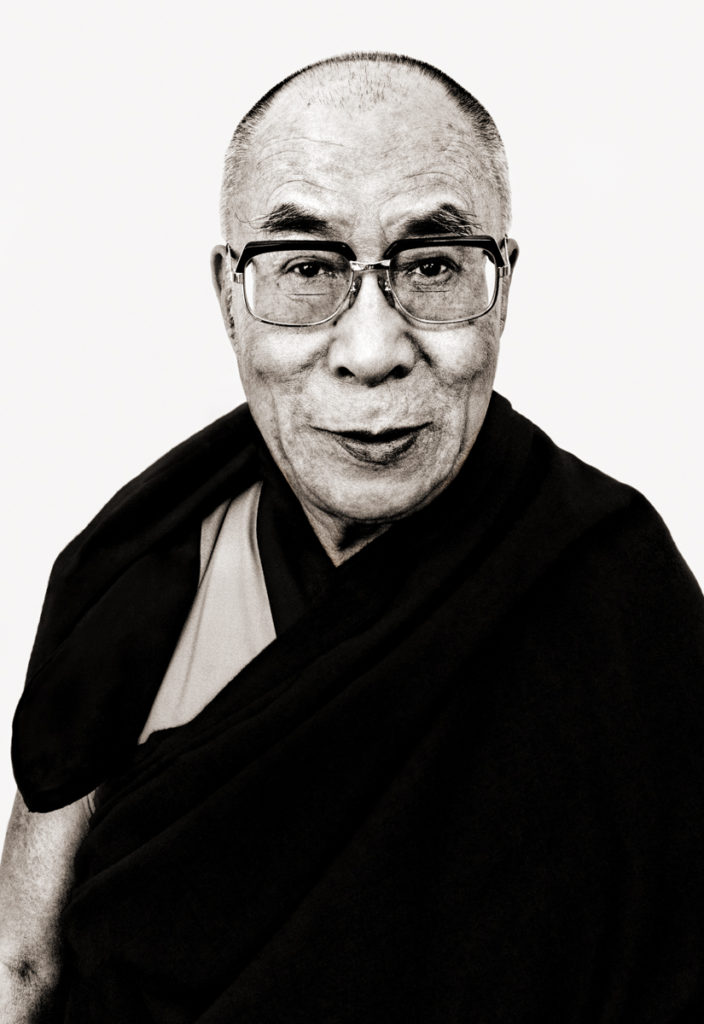 Dalai lama - Photographer Albert Wiking